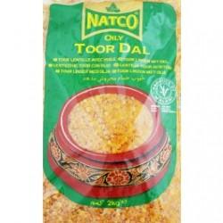 NATCO TOOR DAAL 2 KG