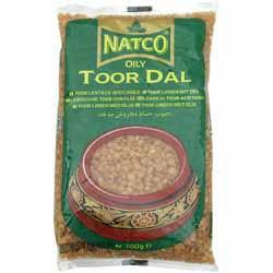 NATCO TOOR DAAL   500