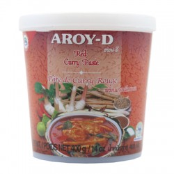 AROY CURRY ROJO 400 GM