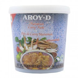 AROY CURRY MASAMAN 400 GM