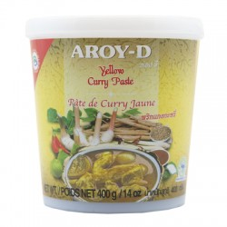 AROY CURRY AMARILLO 400GM