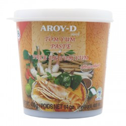 AROY CURRY TOM YUM 400 GM