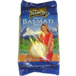 NATCO BASMATI INDIA 10 KG