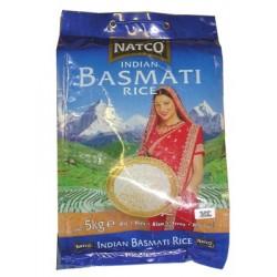 NATCO BASMATI INDIA 5 KG