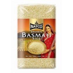 NATCO BASMATI INTEG. 2 KG