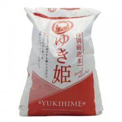 YUKIHIME ARROZ JAPON 20 KG