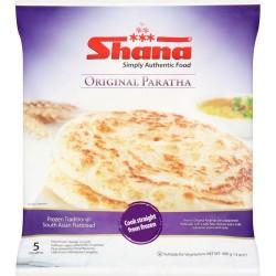 SHANA PARATHA PLAIN 5 PC