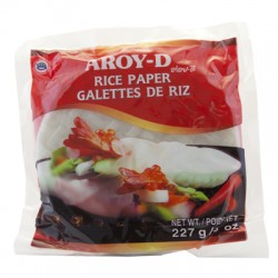 AROY PAPEL ARROZ 16 CM 227 GM