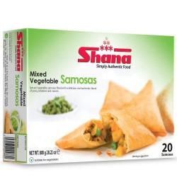 SHANA SAMOSA VEG. 20 PZAS