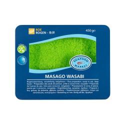 SEAFOOD MASAGO WASABI 450 GM