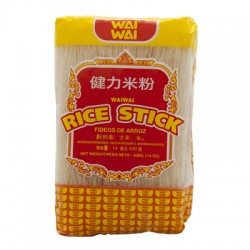 WAI WAI FID. ARROZ 400 GM