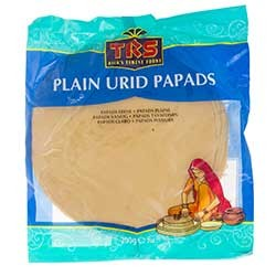 TRS PAPADUM PLAIN  200 GM