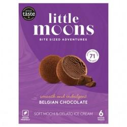 LITTLE MOONS MOCHI CHOCOLATE 192 GM 6 PZA