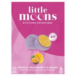LITTLE MOONS MOCHI MANGO/PASSION 192 GM 6PZA